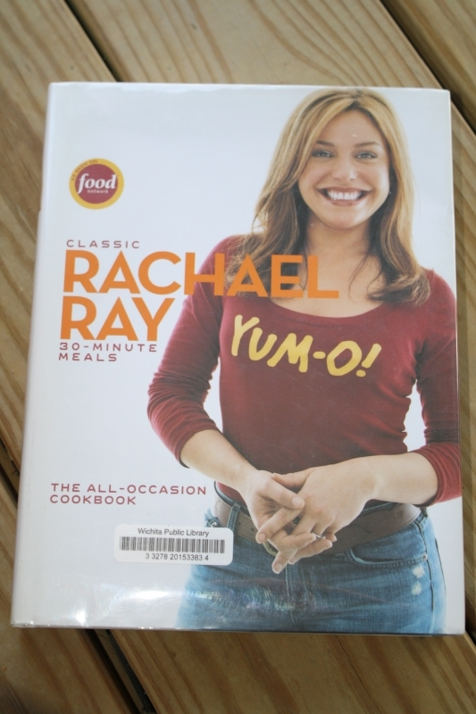 Rachael Ray book cover