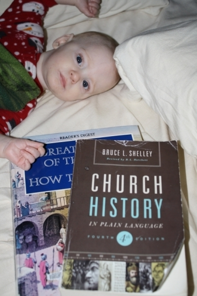 Louis and church history