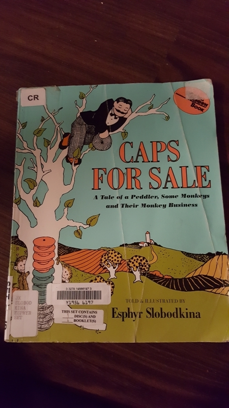 """Caps for Sale"""