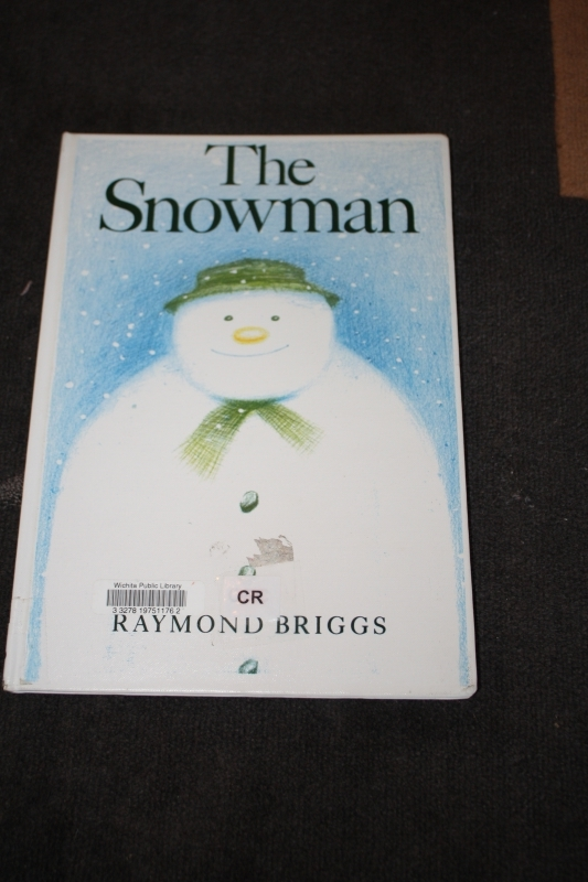 "Cover art for ""The Snowman"""