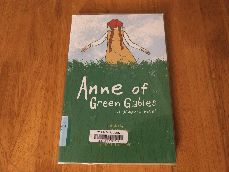 """Anne of Green Gables: A Graphic Novel"""