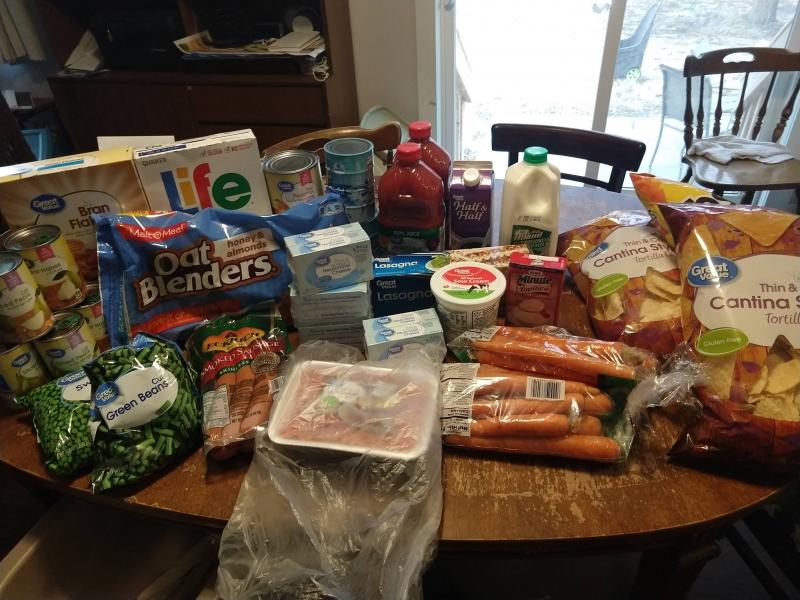 Walmart Grocery Pickup 2019.01.22