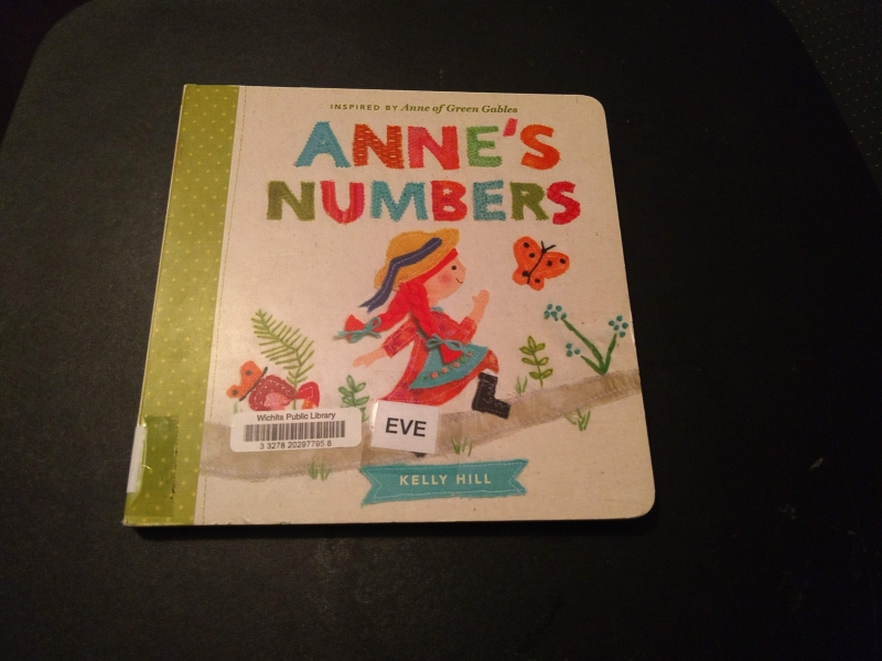 """Anne's Numbers"""