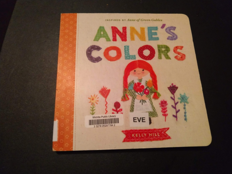"""Anne's Colors"""