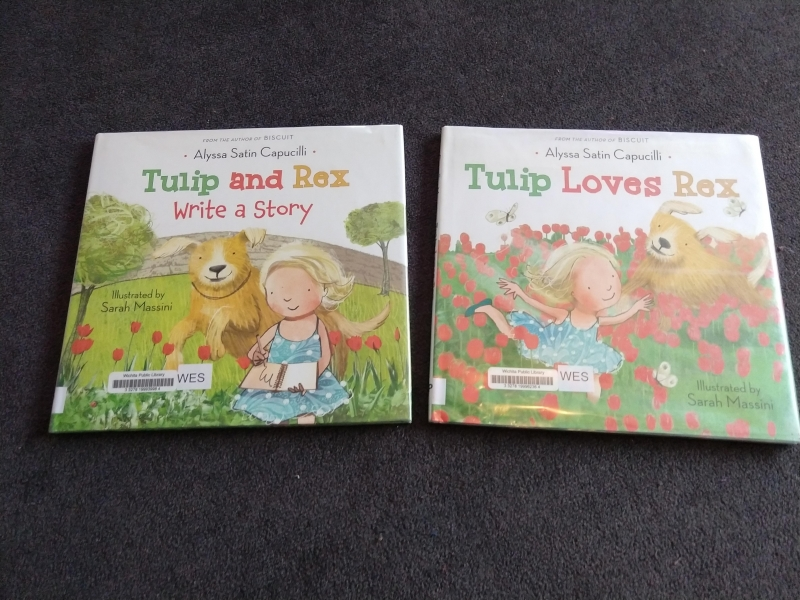 Tulip and Rex Books