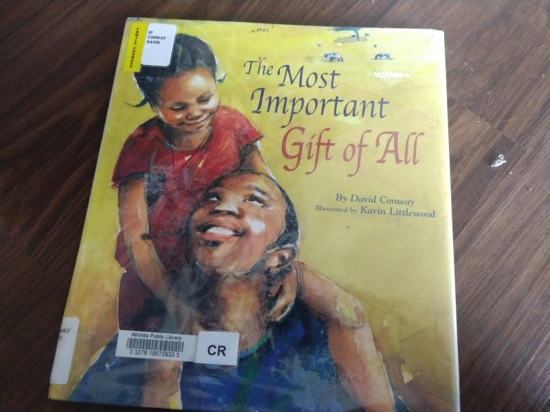"""The Most Important Gift of All"""