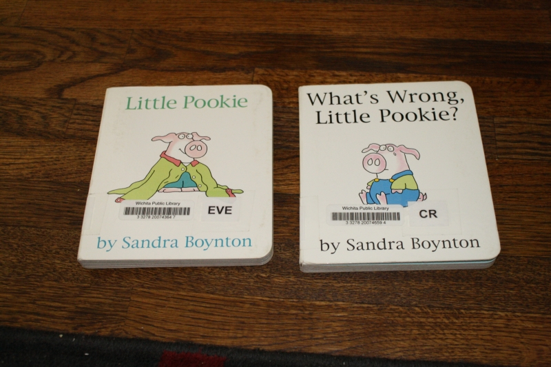 """Little Pookie"" and ""What's Wrong, Little Pookie"""