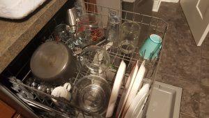My dishwasher