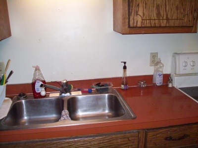 Clean Counter-top