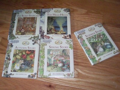 Brambly Hedge Books