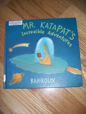 Mr Katapat's Incredible Adventures
