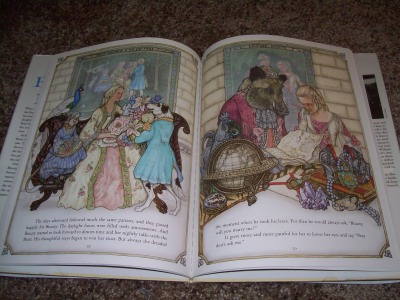 Jan Brett's Beauty and the Beast