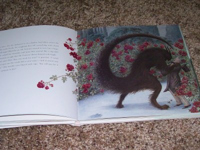 Max Eilenberg and Angela Barrett's Beauty and the Beast