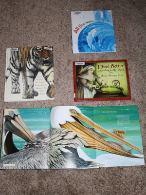 Cybils nonfiction picture books